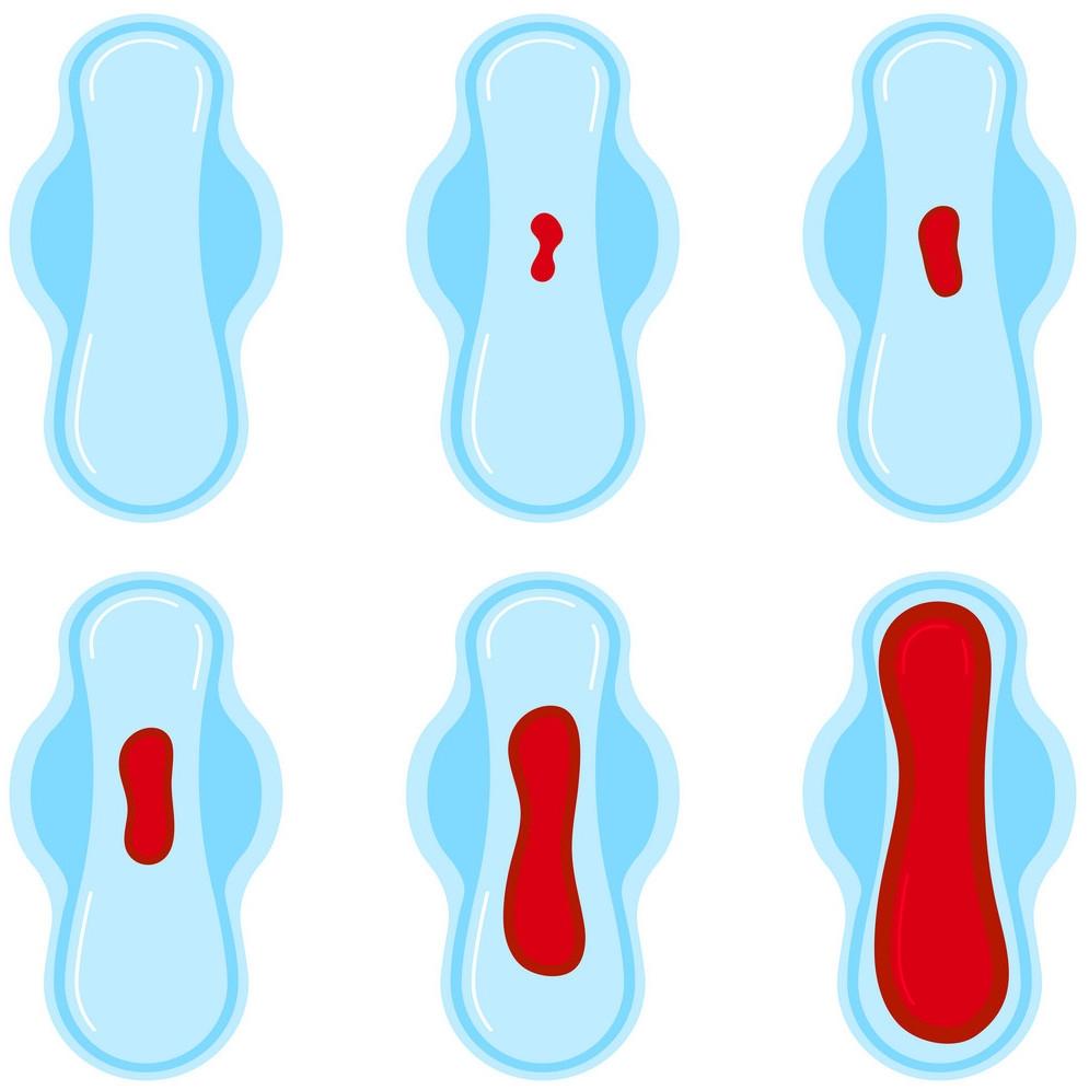 月經量少, 調理月經, 月經週期短, 補血氣