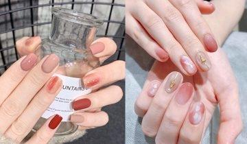 11款玫瑰色美甲提案:暈染、大理石紋、貓眼石款 顯白、百搭又溫柔