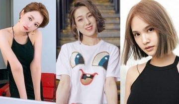 3大秋冬短髮造型2020:耳下短髮、筆直短髮、俐落短髮!韓式日系style 大餅臉都變瓜子臉