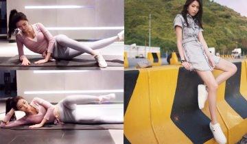 7個簡單懶人睡前瘦腿運動 躺著做也能瘦成女團腿 一個月踢走象腿、甲組腳