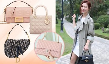 9大歷代級經典名牌手袋之王!Hermès、Chanel保值耐用、永不過時:被譽為「此生必入手袋」