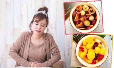 7款經期調理養生湯 補血養顏+緩經痛 必飲山楂桂圓紅糖湯、紅薯紅棗湯