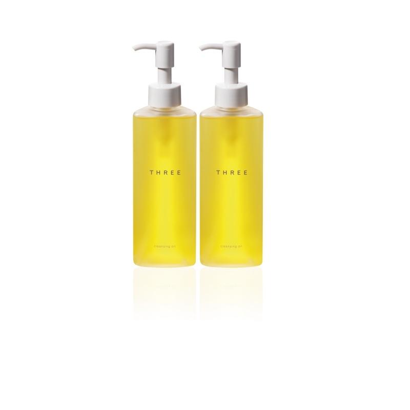 對抗敏弱肌 皇牌肌能潔膚油套裝400(價值800 )  肌能潔膚油 185ml×2件