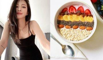 韓星奇亞籽食法推介:每日一杯「奇亞籽黃金水」5日輕5磅!即睇5大奇亞籽食譜 清宿便超有效