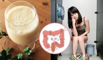 5大解決便秘方法!中醫:成因主要是飲食習慣不佳 3款便秘食療推薦 必飲香蕉奶