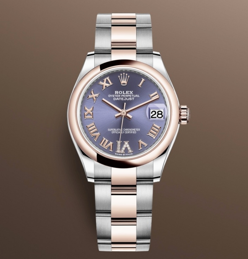 7款Rolex紫色手錶推介:Datejust+Lady、Datejust 最平,000可入手