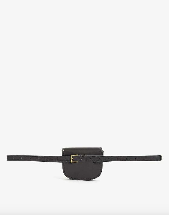 Kaia leather belt bag