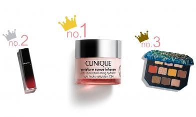 More評審 2020年10月好用美容產品推薦︰CLINIQUE面霜、CHANEL唇釉、shu uemura眼影