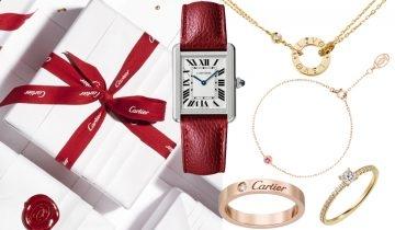 雙11網購卡地亞 推介15款Cartier窩心人氣禮物