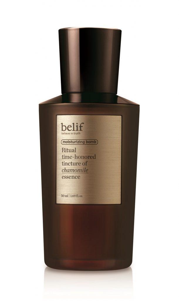 愛自己愛護膚!注入儀式感護膚程序—belif貴婦級洋甘菊抗衰老新品