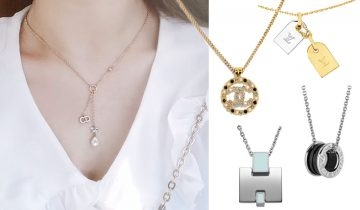 19款入門級名牌頸鏈推介 最平$1,360入手Hermès、Chanel、Louis Vuitton、Tiffany