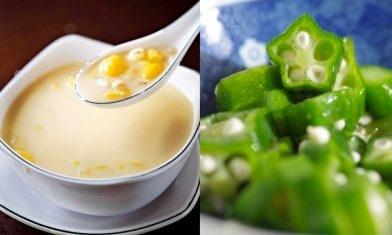 9大日常高危中毒食物:白果最多5顆、秋葵傷肝或有幼蟲!
