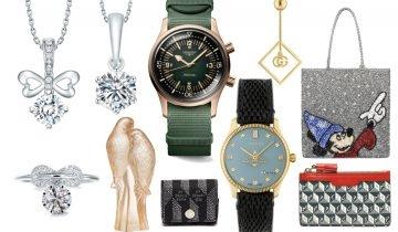 【聖誕禮物2020】編輯精選20款$1,800起優雅時尚單品 Gucci、Longines、Lane Crawford