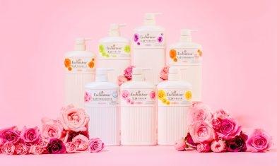 艾詩法式香氛沐浴體驗,療癒級的花香享受