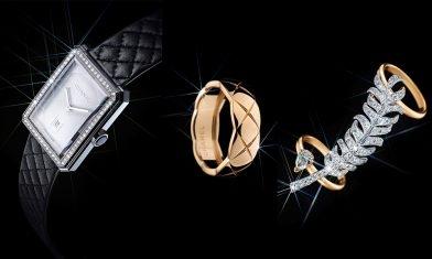 最新Chanel高級腕錶珠寶 10款不可錯過的時尚設計