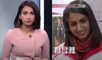 利君雅被港台變相炒人!「新聞女神」因背景曾慘遭歧視 苦學中文為香港人身份自豪