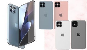 iPhone 13設計外型5大傳聞:Touch ID回歸、粉嫩絕美新色…