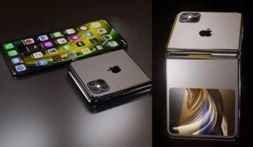iPhone摺屏手機料兩年後推出:Apple成功申請將畫面分割顯示在兩個不同螢幕專利!