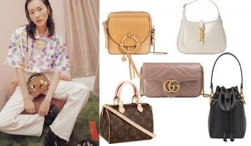 11款入門級名牌Mini Bag 最平$2,700入手Gucci、LV、Fendi