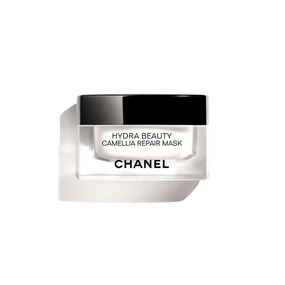 保濕面膜推薦No. 2: Chanel 山茶花保濕修護面膜 Hydra Beauty Camellia Repair Mask
