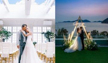 輕婚禮場地12大高CP值推薦:夢幻玻璃天幕、海景、草地樣樣齊!