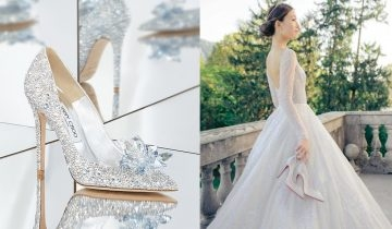 婚鞋2021推介 11款女星最愛的品牌:完美婚禮不可缺少的夢幻結婚高跟鞋 !