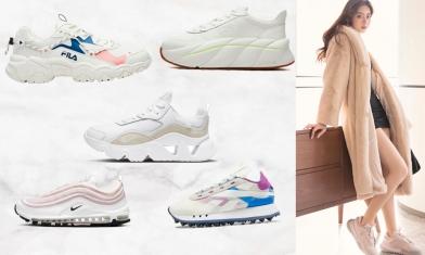 2021增高波鞋推薦|15款厚底波鞋清單 最平$599!嬌小女孩必收藏adidas、NIKE、FILA