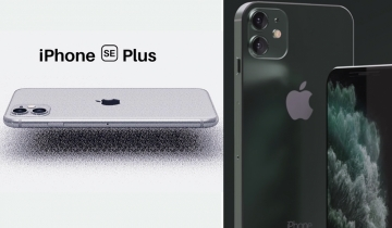 【iPhone SE Plus】iPhone SE Plus 2021下半年推出?擁iPhone XR外型、Touch ID回歸?