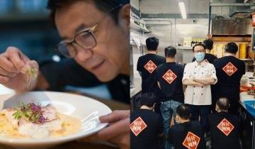 Ricky張錦祥《煮場爭霸》13歲輟學做學徒從低做起 變酒店大廚再做老闆闖出名堂!