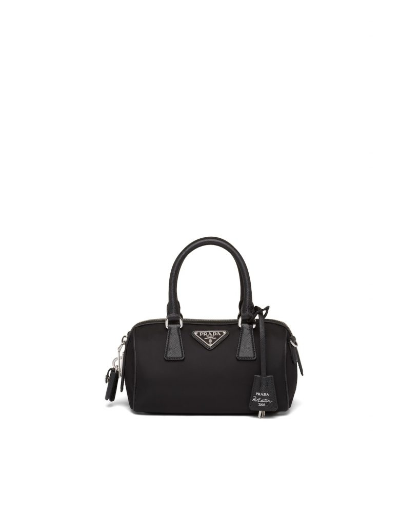 Prada Re-Edition 2005手挽袋 官方價:HK,800 回收價:HK