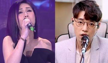 楊千嬅被歌唱老師點評走音兼音準差 網民:唱Live堅唔掂!