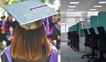 畢業生失業3個月終獲聘 要轉車返工兼來回三個鐘 應否做住先?網民意見兩極!