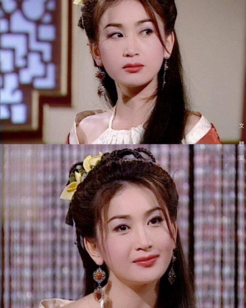 2001年,溫碧霞出演《封神榜》妲己一角,她把女人的性感魅力完全在鏡頭前展露,當時皮膚又白又滑,被譽為「最美妲己」。(圖片來源:溫碧霞@IG)