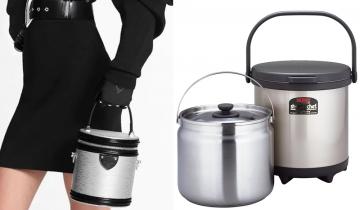 Louis Vuitton新手袋一出受國內貴婦吹捧 網民嘲:真空煲都可以變Fashion