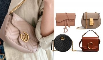 Mini Bag迷你手袋才是皇道!10款名牌入門Mini Bag推薦 ( GUCCI,DIOR,CHLOÉ C)