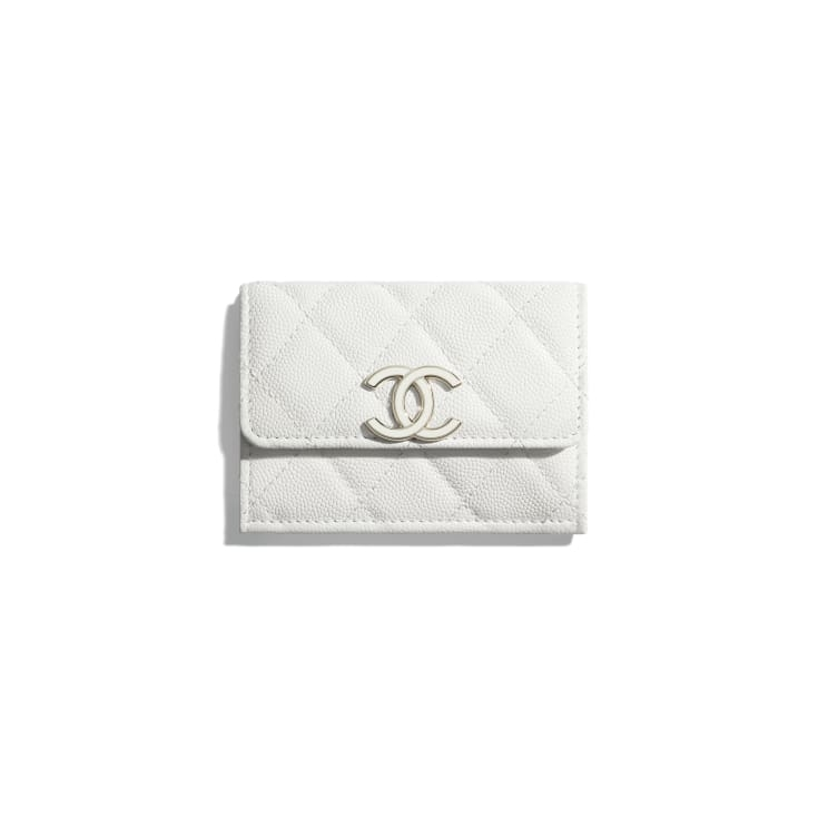 Small Flap Wallet (HK,200)圖片來源:Chanel官網