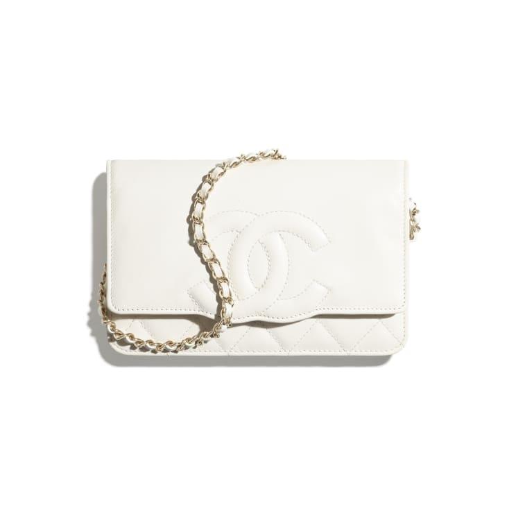 Wallet on Chain (HK,500)圖片來源:Chanel官網