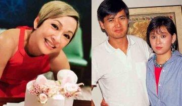 61歲余安安兩度離婚 曾與周潤發一時衝動結婚、前夫破產偷食 學懂「寧缺莫濫」