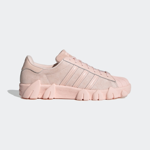 粉色系波鞋推薦2021 15. AdidasORIGINALS BY ANGEL CHEN SUPERSTAR 80S 運動鞋 HK<img class=