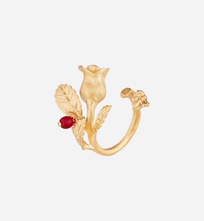 名牌戒指推薦2021 11. Dior POESY 戒指 HK,600 圖片來源:Dior官網