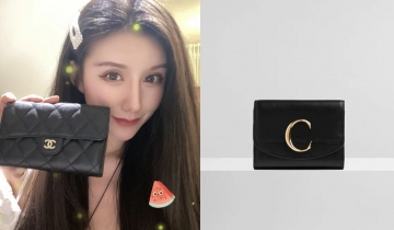 17款黑色名牌銀包推薦!最平HK$2,700入手 盡顯高貴時尚感 黑金配色永恆不敗!