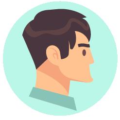 5大好男人面相:印堂寬額飽滿、鼻子高挺而直!遇到「筍盤」即嫁!(More App限定)