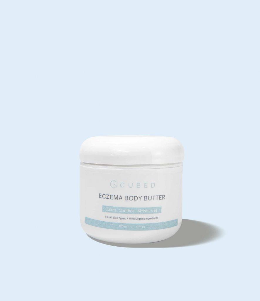 【CBD產品推薦】低敏舒緩濕疹潤膚霜 HK0。(圖片來源:Cubed官網)