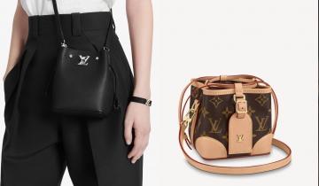 13款名牌水桶袋推薦!最平$8,600入手 LV、Gucci、Chanel…精巧時尚、百搭易襯!