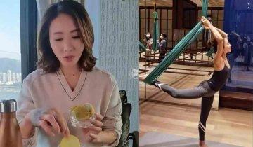 49歲黎姿最美女企業家CEO的凍齡美麗秘方 「平凡的女子……也能蛻變成蝶」