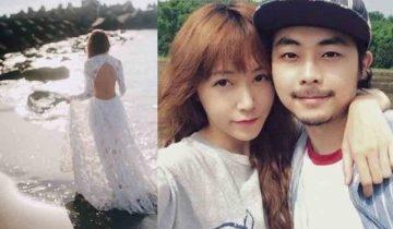 38歲Mandy蔣雅文離婚 Post單人婚照宣佈結束7年情「我希望能活得更坦然自若」