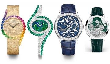 2021鐘錶與奇蹟Piaget新錶焦點 頂尖金工、超薄機芯、寶石殿堂