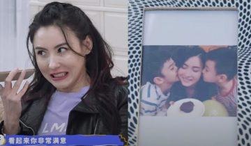 張栢芝兒子拒絕到上海讀書 超冷淡回應母親心碎!超靚仔星二代盡得父母真傳 網民大讚基因好