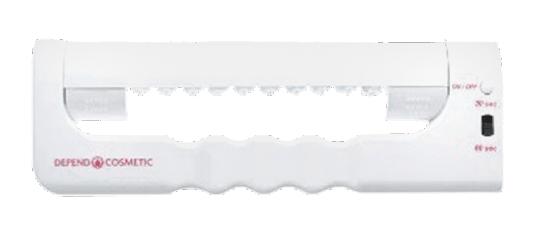 Depend Gellack DIY 30秒LED Gel甲機 HK9 (原價:HK9,4折) (6月1-2日沙田/ 大埔限售)(一田獨家優惠)圖片來源:一田百貨