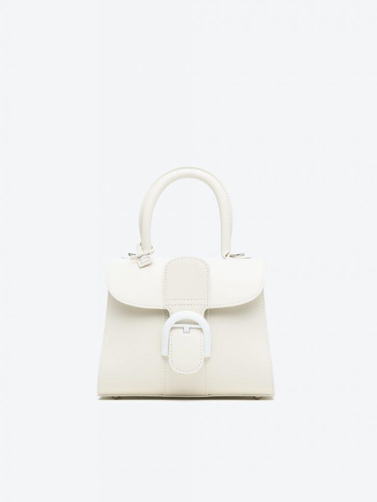 Brillant Mini Box Calf Ivory HK$ 42,200(圖片來源:官網)